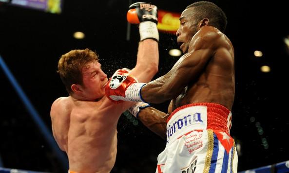 Boxing: Canelo Alvarez vs Erislandy Lara