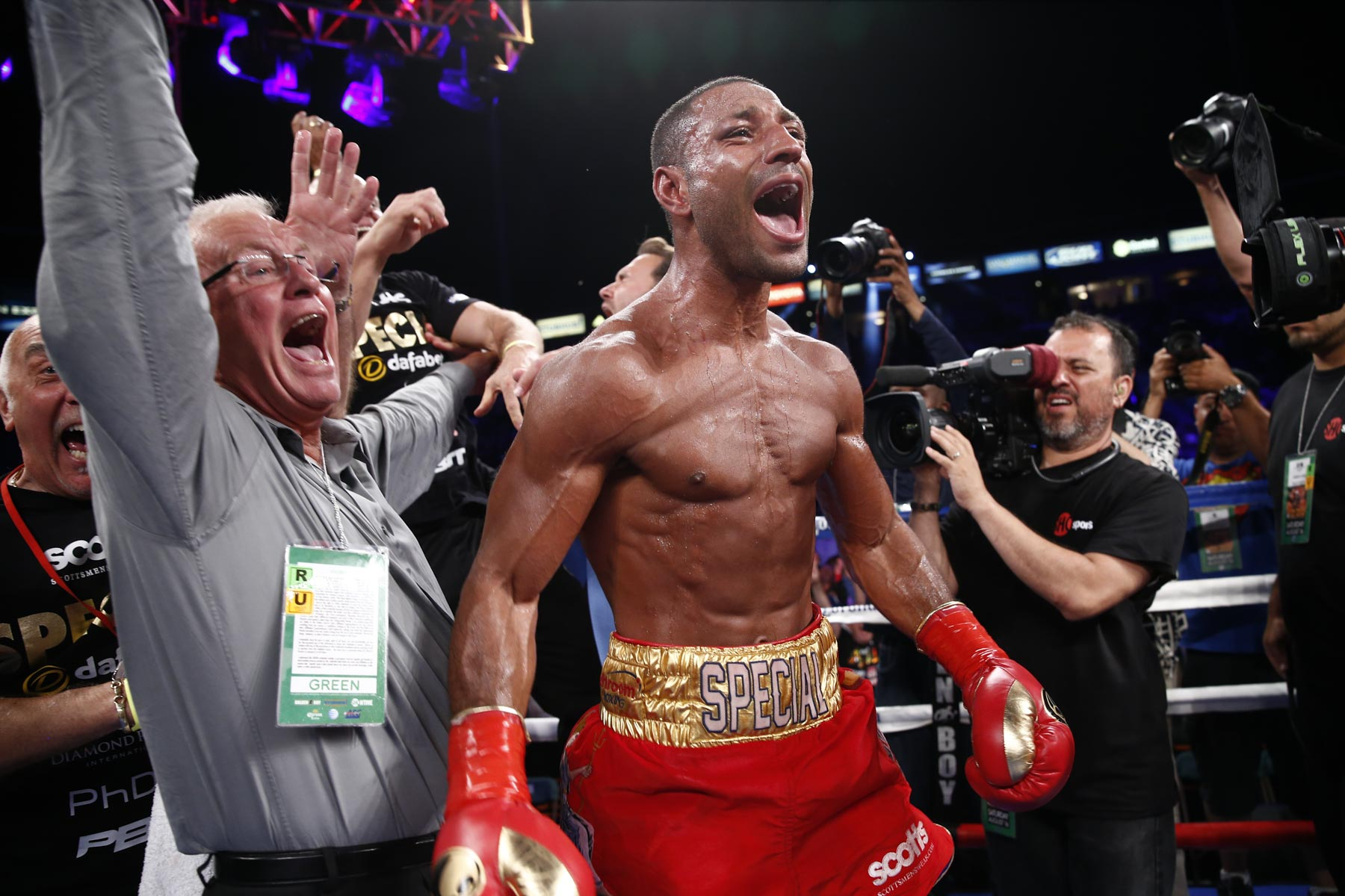 Porter Vs Brook Results Kell Brook Upsets Shawn Porter