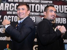 Golovkin-Rubio-Hogan-Photos