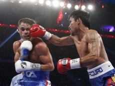 Manny Pacquiao vs Chris Algieri (Kim Cheung - AP 2)