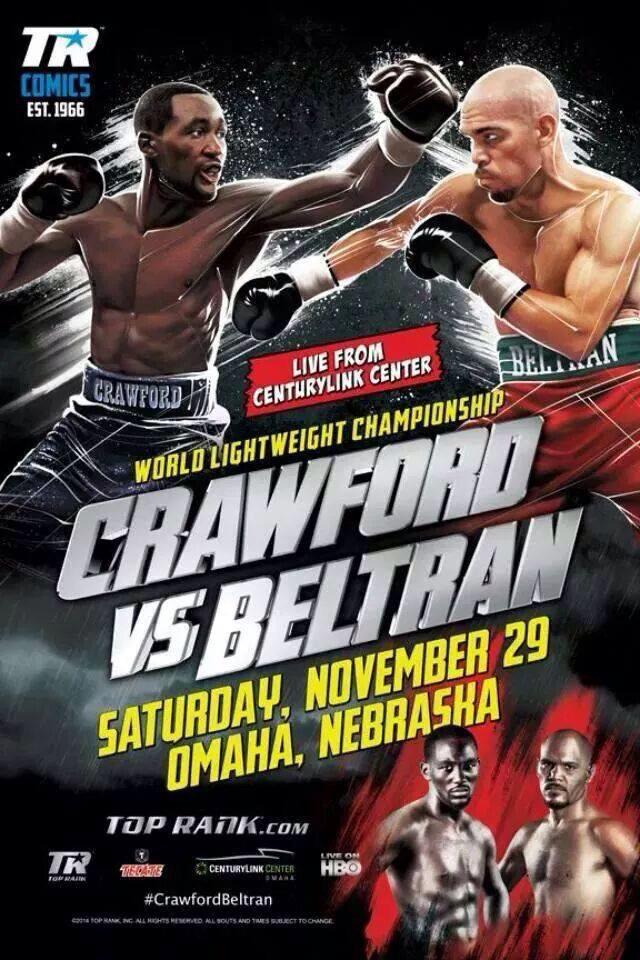 crawford vs. beltran video