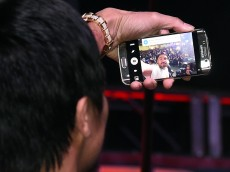Floyd Mayweather Jr. v Manny Pacquiao - Pacquiao Fan Rally