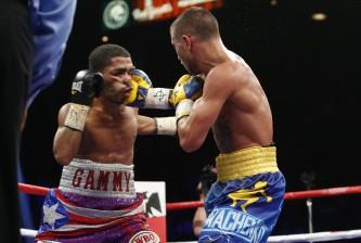 Vasyl Lomachenko vs Gamalir Rodriguez