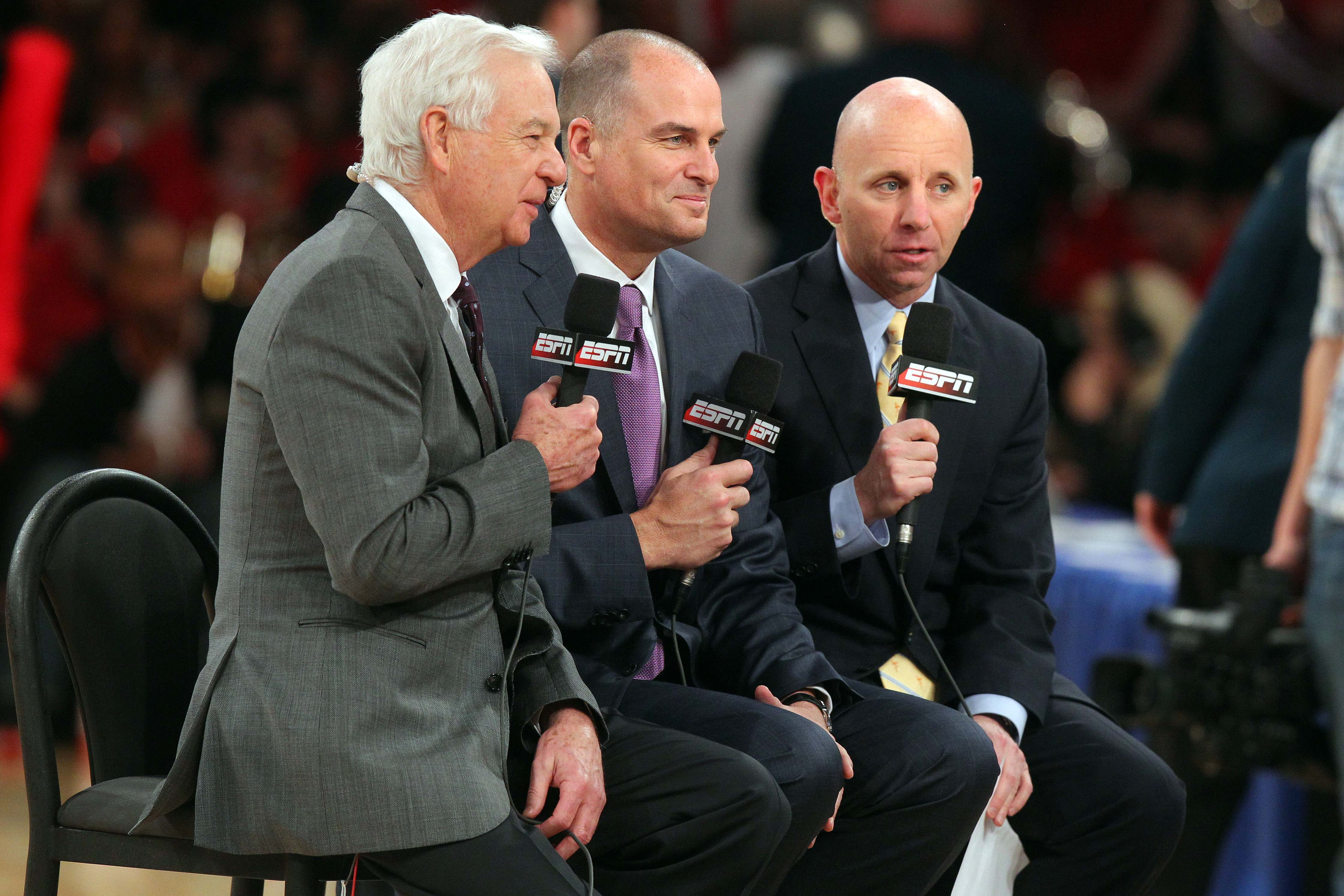The Best College Basketball Announcers Run The Floor