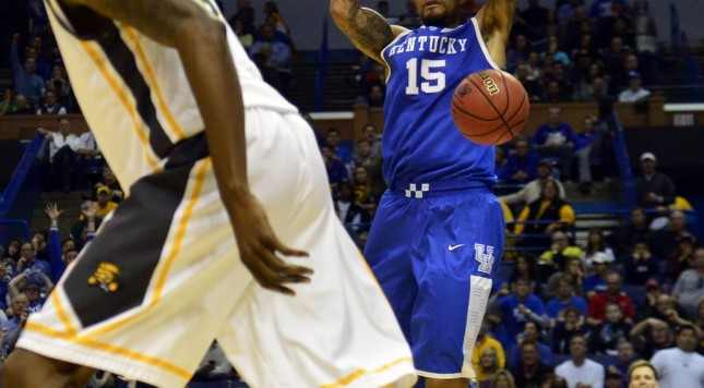 Kentucky-Wichita State was not about the Shockers slipping and falling; it was about the Wildcats rising. Big Blue lifted its level.