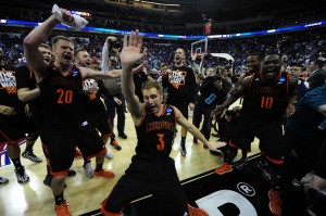 Mercer gave us the most iconic underdog moment of March in 2014.