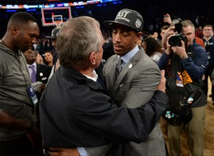 Kevin Ollie is poised to become a very successful head coach at Connecticut... just like his mentor, Jim Calhoun.