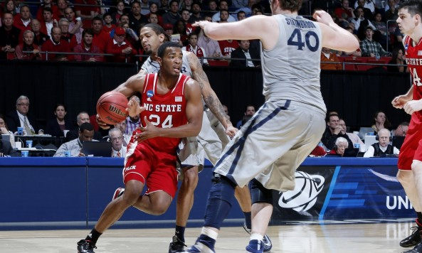 T.J. Warren offered calm reassurance whenever Xavier made a push on Tuesday night.