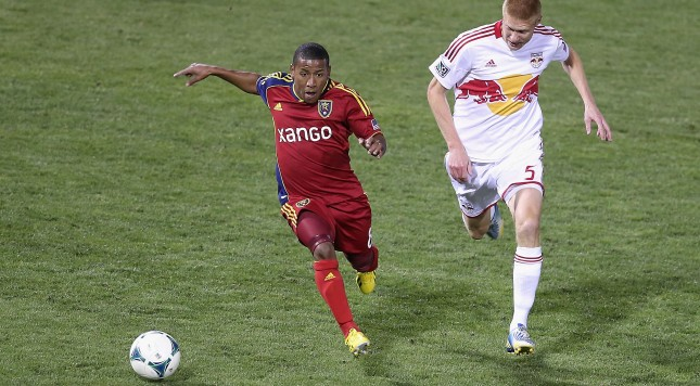 Real Salt Lake, Joao Plata