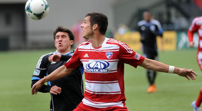 FC Dallas, Matt Hedges