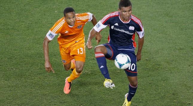 Ricardo Clark, Houston Dynamo