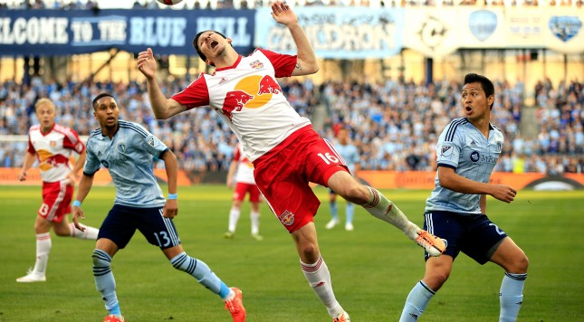 New York Red Bulls, Sacha Kljestan
