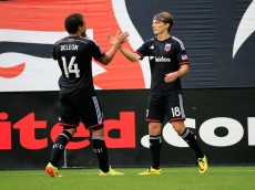 Chris Rolfe, DC United