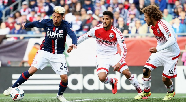 New England Revolution, Lee Nguyen