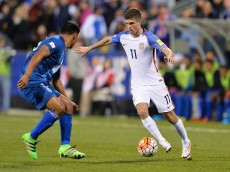 USMNT, Christian Pulisic