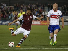 Colorado Rapids, Luis Solignac