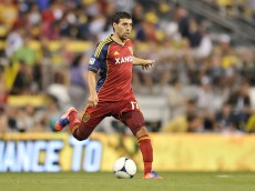 Real Salt Lake, Javier Morales
