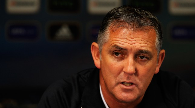 Owen Coyle, Houston Dynamo