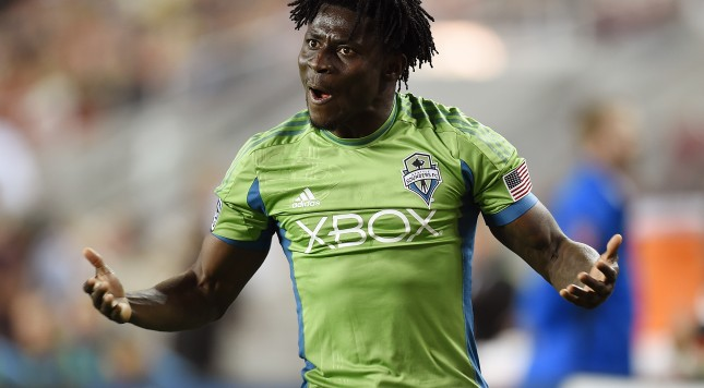 Seattle Sounders, Obafemi Martins