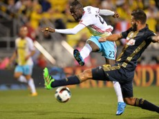 Kei Kamara, New England Revolution