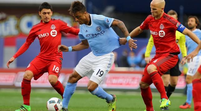 Khiry Shelton, New York City FC