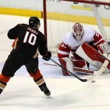 Detroit Red Wings v Anaheim Ducks