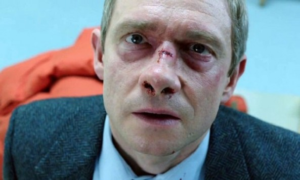 Martin Freeman in FX's 'Fargo.'