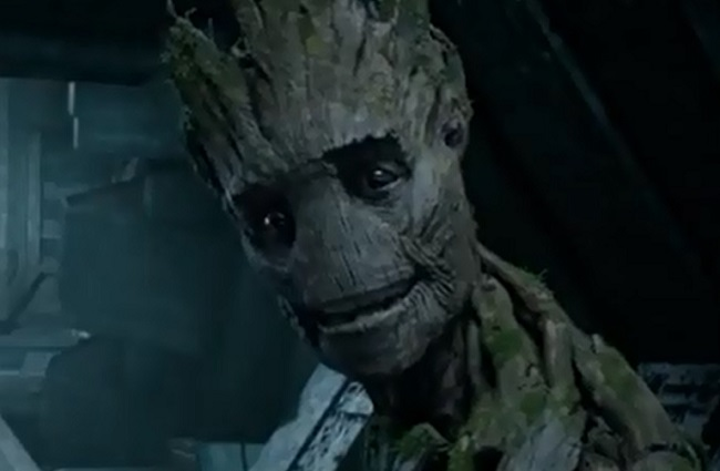Video Enjoy The Dancing Groot Scene From Guardians Of