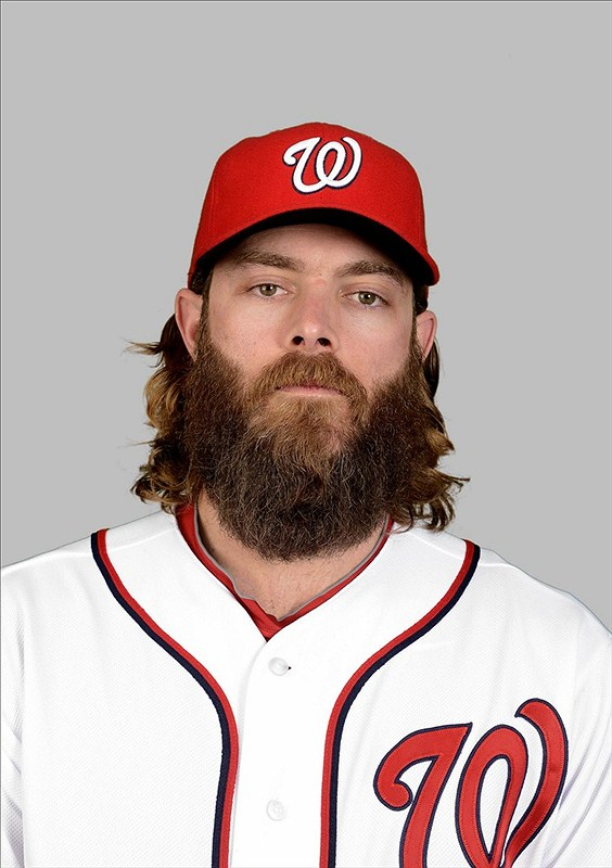 And Now An Update On Jayson Werth S Beard