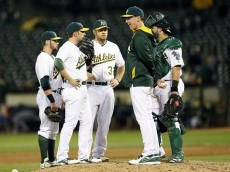 The Oakland Athletics, not winners of the AL West