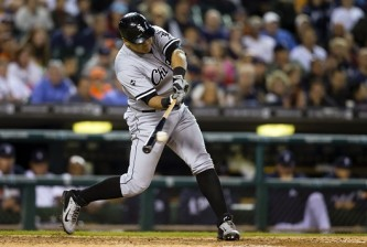 Avisail Garcia of the White Sox