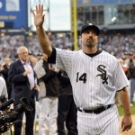 Paul Konerko of the White Sox