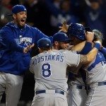 The playoff-bound Royals