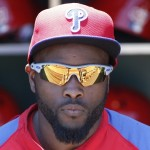 Tony Gwynn Jr. of the Philadelphia Phillies