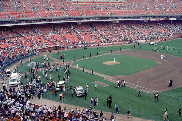 Remembering The Earthquake And The 1989 World Series 25