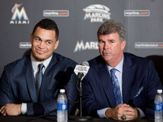 Marlins braintrust