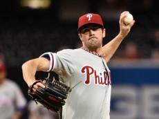 Phillies ace Cole Hamels
