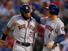 Astros offense