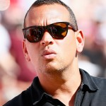 TUSCALOOSA, AL - OCTOBER 18:  Alex Rodriguez of the New York Yankees stands on the field prior to the game between the Alabama Crimson Tide and the Texas A&M Aggies at Bryant-Denny Stadium on October 18, 2014 in Tuscaloosa, Alabama.  (Photo by Kevin C. Cox/Getty Images)