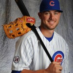 MESA, AZ - MARCH 2:  Kris Bryant #76 of the Chicago Cubs poses for a portrait during Photo Day on March 2, 2015 at Sloan Park in Mesa, Arizona.  (Photo by Rich Pilling/Getty Images)