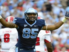 NCAA Football: North Carolina State at North Carolina