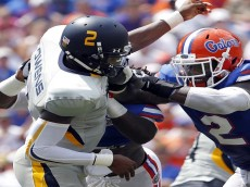 NCAA Football: Toledo at Florida