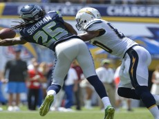 NFL: Seattle Seahawks at San Diego Chargers