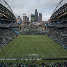 New England Revolution v Seattle Sounders
