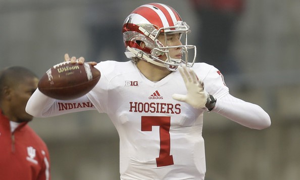 With an offense tailored to his strengths, IU's Nate Sudfeld could put up staggering, Heisman-attention grabbing digits.