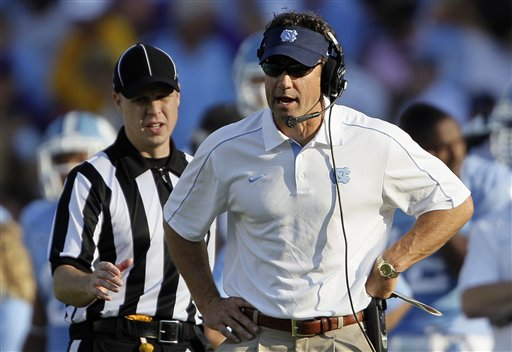 For Larry Fedora and eternally talented North Carolina, the rubber eventually needs to meet the road when it comes to wins and losses.