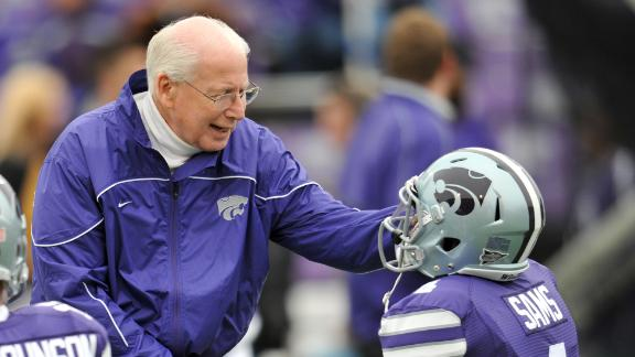 "Bill Snyder benefited more from plus-territory drive starts in 2012 than any other power-conference coach. When Kansas State's numbers became merely ""above-average"" and not spectacular in 2013, his team lost enough points and leverage to go from ""Big 12 champions"" to the middle of the pack."
