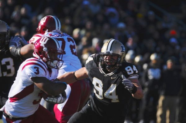 Indiana and Purdue both hope that divisional realignment in the Big Ten will offer opportunities for bowl seasons in the coming years.