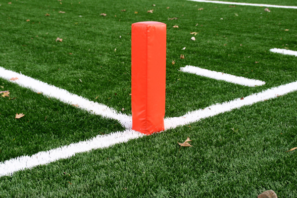 College Football Rules In Focus Two End Zones Two Sets