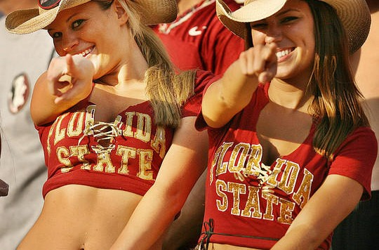 CFB Florida State fans 2